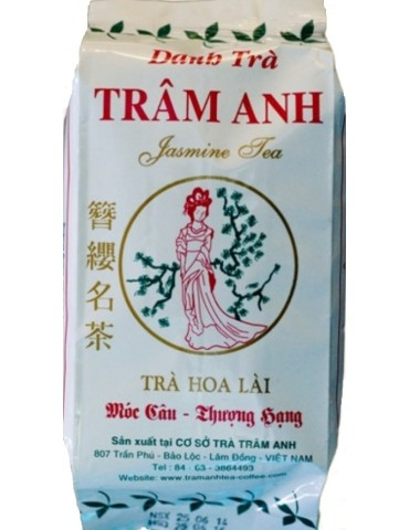 Thé vietnamien au Jasmin