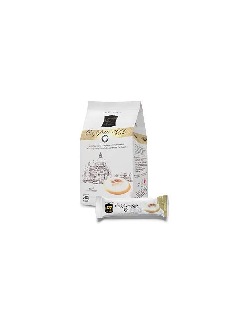 Café en stick G7 cappuccino moka Trung Nguyen