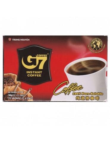 G7 noir 15 x 2 grs